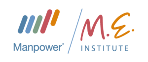 logo Manpower english, cursos de inglés 2020, Me institute, cursos, aprender inglés. aprende rápido y fácil inglés. logo manpower english